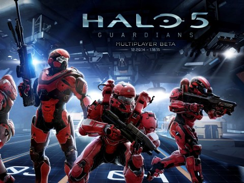 Halo 5 beta hands-on preview and interview – 'before you know it you're a badass'