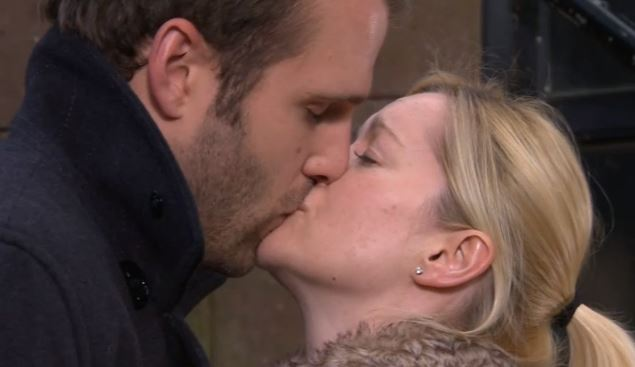 Hollyoaks: Is it a case of pot kettle black as Diane O'Connor and Lockie Campbell kiss?