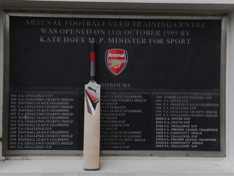 Arsenal join host of sports stars in #putoutyourbats campaign in memory of Australian cricketer Phil Hughes