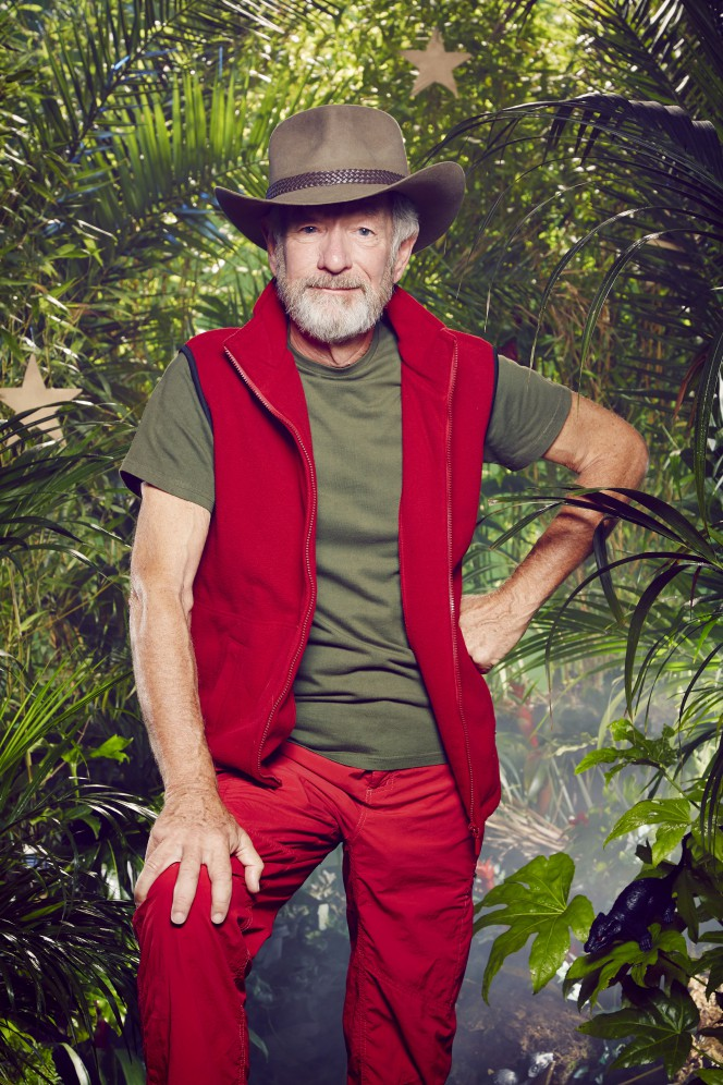I'm A Celeb: The public did Michael Buerk a favour by giving him the boot