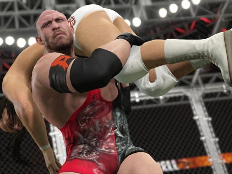 WWE 2K15 next gen review – out with the old