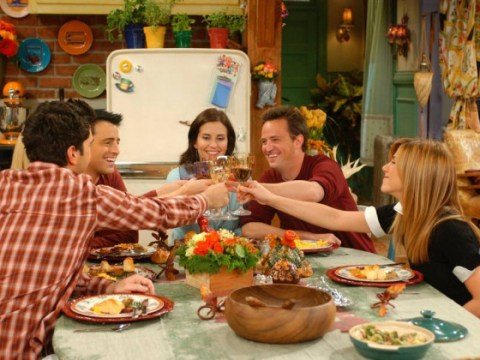 What Monica, Rachel, Phoebe, Chandler, Ross and Joey taught us about Thanksgiving…