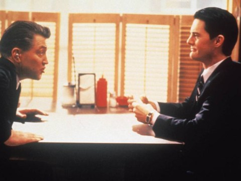 'Better fire up that percolator': Kyle MacLachlan hints at donning Dale Cooper's suit for Twin Peaks return