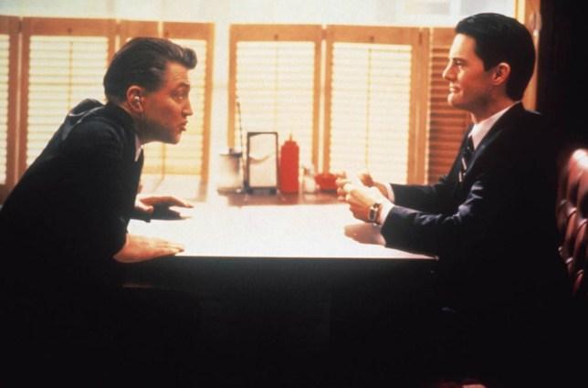 Twin Peaks starring Kyle MacLachlan