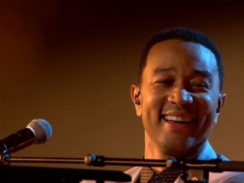 X Factor results show: John Legend shows the contestants how it's done leaving viewers worried for Cheryl