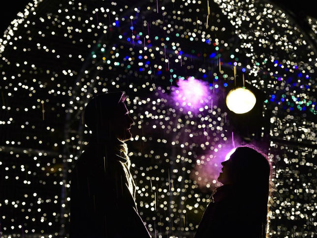 11 romantic things to do in London at Christmas and new year