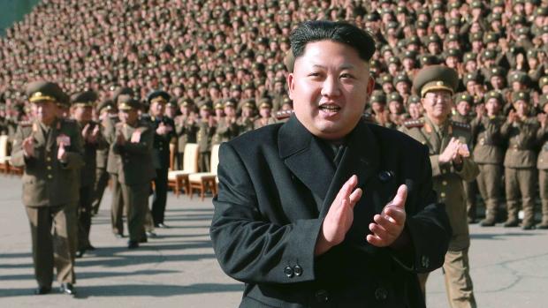 (Picture: KCNA/Reuters)