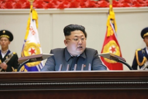 Kim Jong-un: North Korean leader walking unaided following lengthy absence