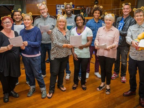 Gareth Malone's All Star Choir tops charts with Children In Need 2014 single