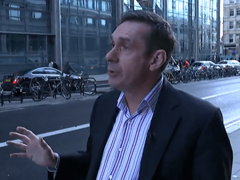 Channel 4 news reporter tells us what's wrong with the banks