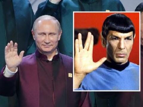 World leaders bear uncanny resemblance to Star Trek crew