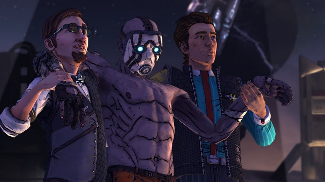 Tales From The Borderlands: Episode 1 (PC) - all the comedy, none of the action