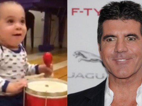 Cute alert: Simon Cowell's son Eric to join One Direction as a drummer?