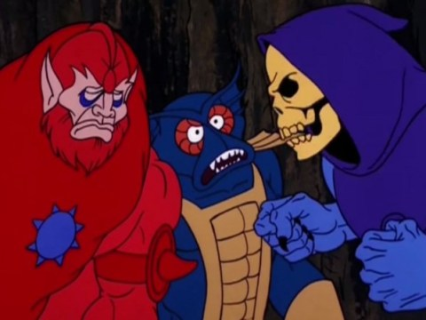 Skeletor has the PERFECT insult for your next row