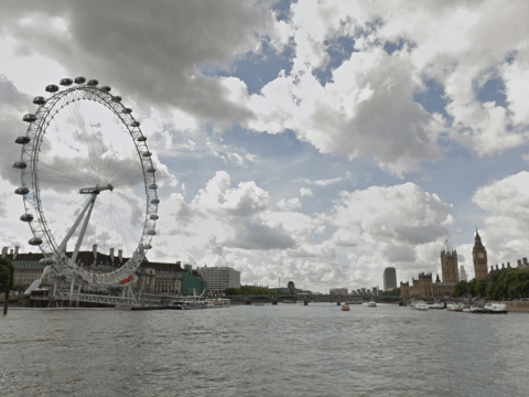 Fancy a riverboat cruise of Thames without leaving the sofa?