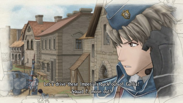 Valkyria Chronicles (PC) -not your everyday PC game