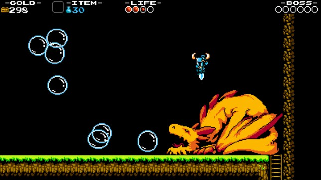 Shovel Knight - can you dig it?