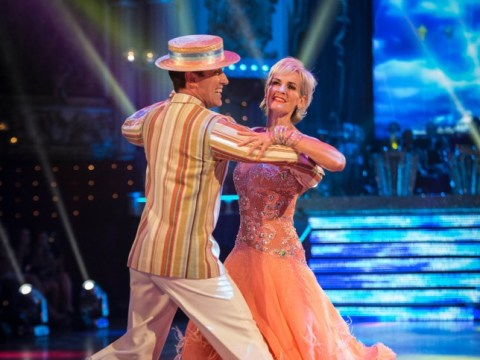 Strictly Come Dancing 2014: Judy Murray might finally be getting the hang of things as judges hail 'best dance yet'