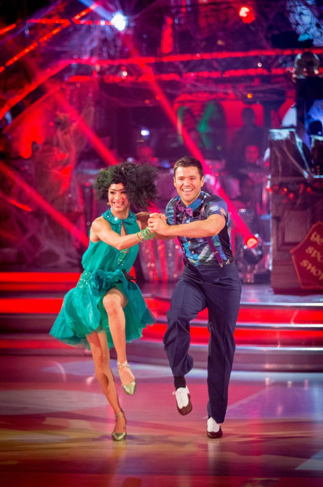 Strictly Come Dancing Mark Wright