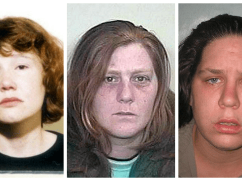 Maxine Carr, Tracey Connelly and Karen Matthews all live in the same town
