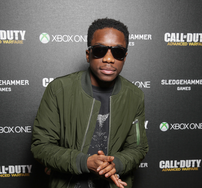 I'm A Celebrity 2014 line-up: Rapper Tinchy Stryder heading for the jungle as he 'arrives in Australia'