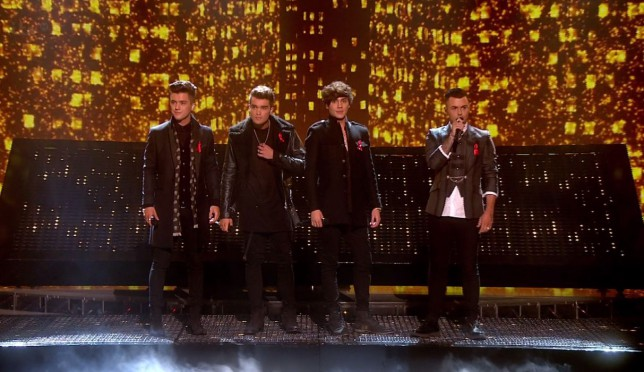 Union J and Ella Henderson make triumphant return to X Factor