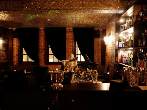 Five secret London bars worth investigating