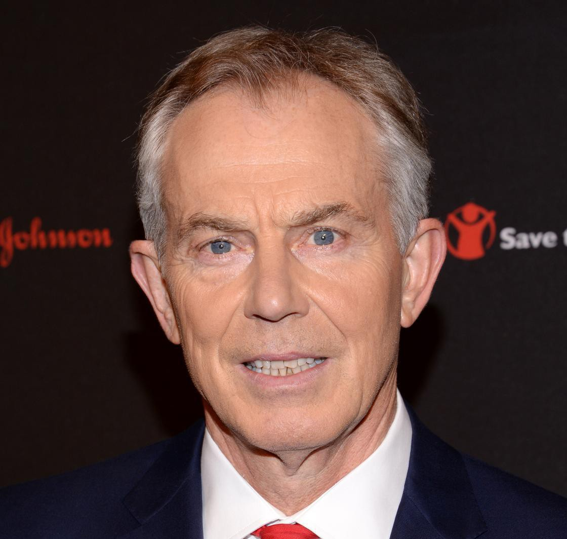 Honoree, former United Kingdom Prime Minister Tony Blair attends the 2nd Annual Save the Children Illumination Gala at The Plaza Hotel on Wednesday, Nov. 19, 2014, in New York. (Photo by Evan Agostini/Invision/AP) Evan Agostini/Invision/AP