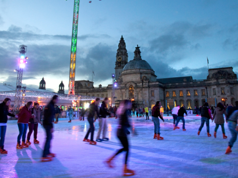11 things to do in Cardiff on New Year's Eve 2014, from fancy dress to ice skating