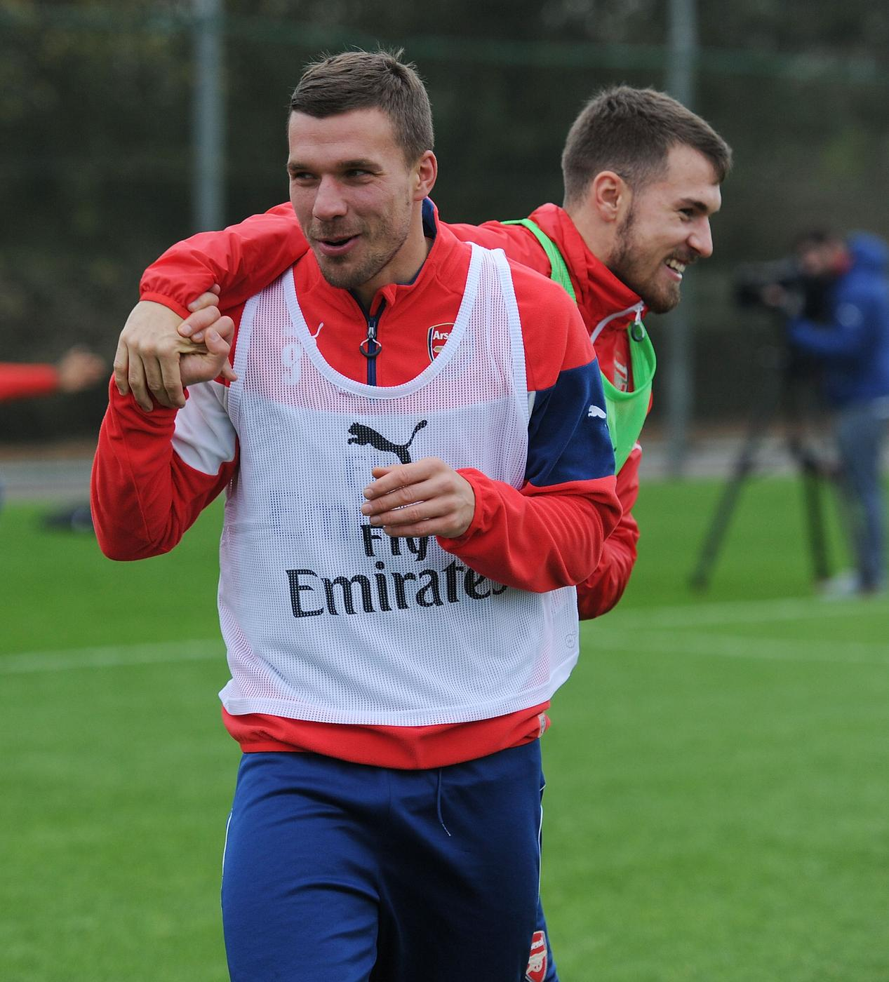 Lukas Podolski nears Arsenal exit after admitting he dreams of Cologne return