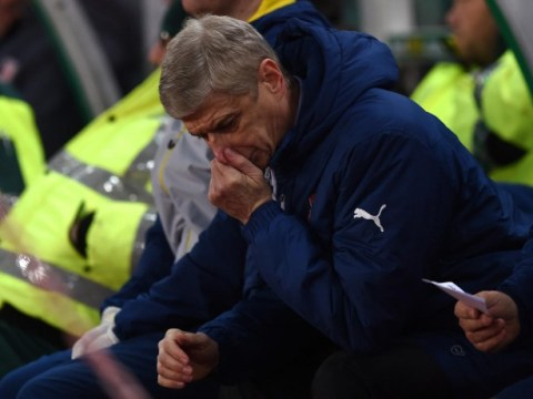 Why the Arsenal 'fans' who abused Arsene Wenger should hang their heads in shame