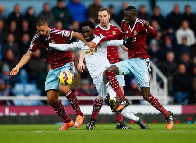 Three things we learned from West Ham's comeback victory over Swansea City