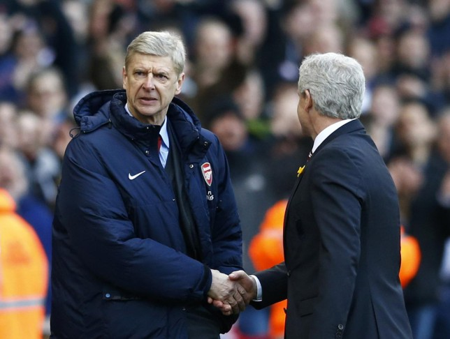 Arsenal rivalry is not a short-term distraction for Stoke City