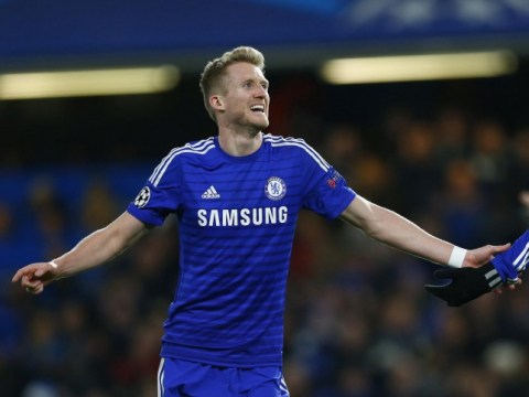 Andre Schurrle commits future to Chelsea amid speculation over January transfer window exit