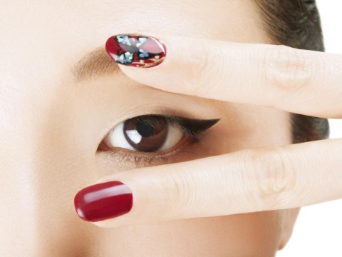 18 ridiculously awesome Christmas nail art ideas to try for 2014