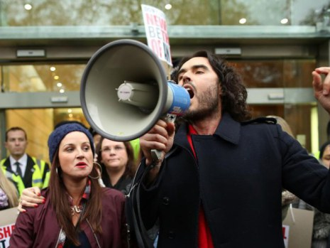 Is Russell Brand's 'revolution' working? US investors on verge of moving on from New Era estate