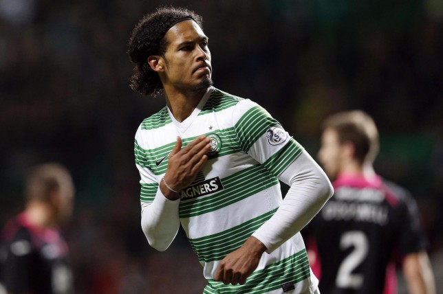 Everton set to battle it out with Southampton to sign Celtic defender Virgil van Dijk