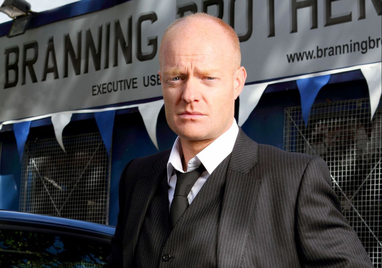 Jake Wood confirms Max Branning return – but he hasn't seen a single episode of EastEnders since he left