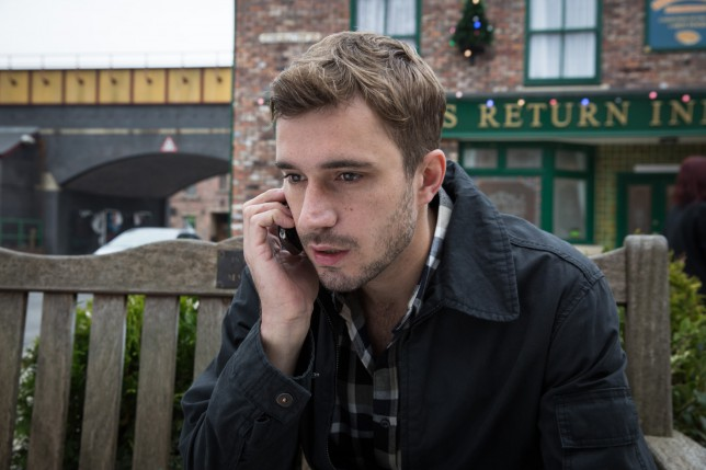 Heartache in store for Corrie's Michael: Just what is 'Gavin' up to?