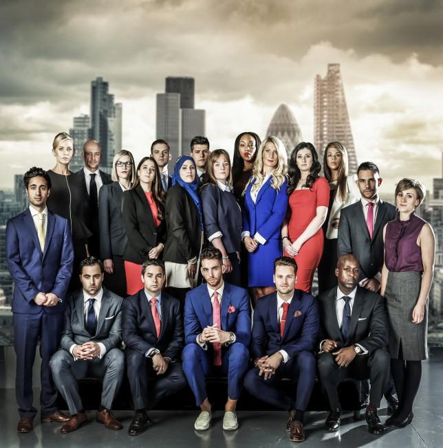 The Apprentice 2014 - Generics