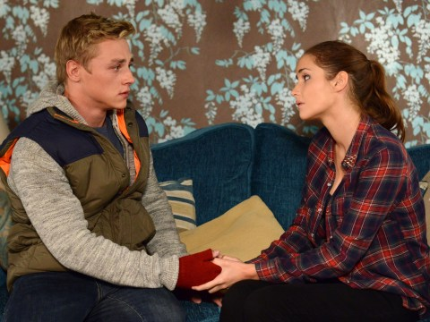 EastEnders spoilers: Lauren Branning WILL return to Walford without Peter Beale (but she'll be with Peter Junior)