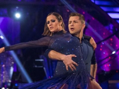 Caroline Flack sends cryptic message to ex boyfriend Jack Street after Strictly Come Dancing tweet