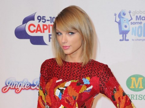 Taylor Swift shakes off laryngitis to perform at Capital's Jingle Bell Ball