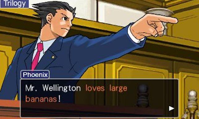 [3DS] Phoenix Wright: Ace Attorney Trilogy (Jacutem Sabão