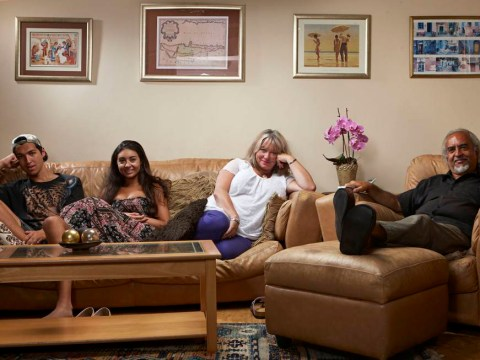 The Michael family have been dropped from Gogglebox as dad Andrew runs for UKIP