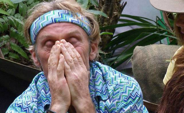 I'm A Celebrity 2014: Who is this man and what has he done with Carl 'Foggy' Fogarty?