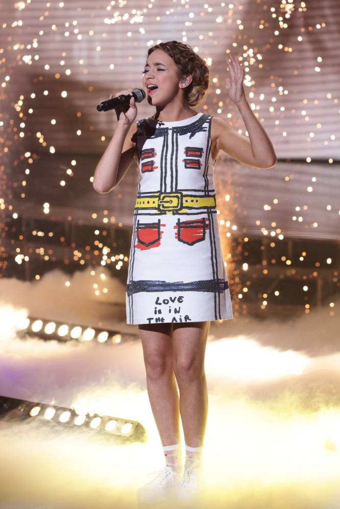 Lauren Platt hot favourite to leave The X Factor tonight