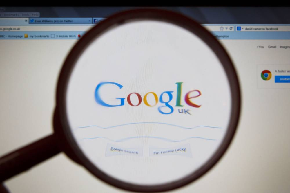 """File photo dated 10/12/13 of the Google logo. A bid by Google to block a breach of privacy legal action launched against it in the UK by a group of British internet users is back in court today.  PRESS ASSOCIATION Photo. Issue date: Monday December 8, 2014. At the High Court in London in January it unsuccessfully applied for a declaration that the court did not have jurisdiction to try the claims, which relate to the Apple Safari internet browser. The group, known as Safari Users Against Google's Secret Tracking, have brought what they say is a """"test"""" case, accusing the internet giant of bypassing security settings in order to track their online browsing and to target them with personalised advertisements. See PA story COURTS Google. Photo credit should read: Chris Ison/PA Wire"""