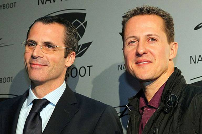 Michael Schumacher dropped by £4 million sponsors after ski accident left him paralysed