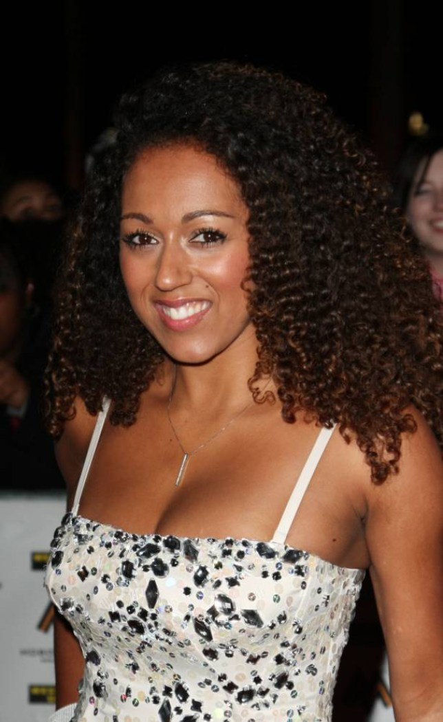Danielle Brown Arrives For The Mobo Awards 2008 At Wembley Arena, London. (Photo by Justin GoffUK Press via Getty Images)